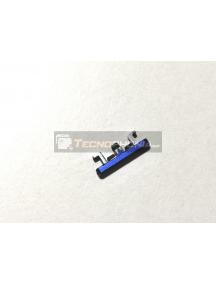 Botón externo de encendido Huawei Honor 10 azul
