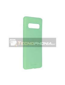 Funda TPU Goospery Soft Samsung Galaxy S10 G973 menta