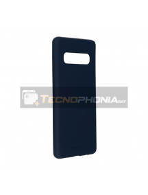 Funda TPU Goospery Soft Samsung Galaxy S10 Plus G975 azul marino