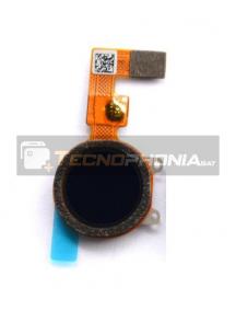 Cable flex de lector de huella Huawei Honor 7C negro