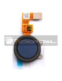 Cable flex de lector de huella Huawei Honor 7C azul