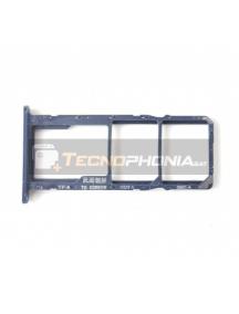 Zócalo de SIM + micro SD Huawei Honor 7s azul
