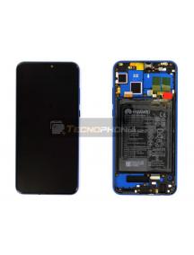 Display Huawei Honor 8X azul