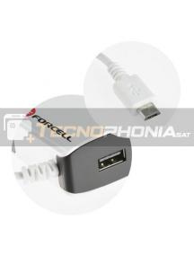 Adaptador de cargador de red para USB Exclusive Line