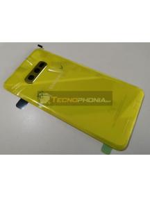 Tapa de batería Samsung Galaxy S10E G970F prism amarila