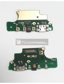 Placa de conector de carga Nokia 5 2017 (TA-1053)