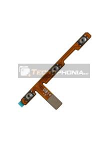 Cable flex de botones laterales de volumen y encendido Nokia 3.1 2018