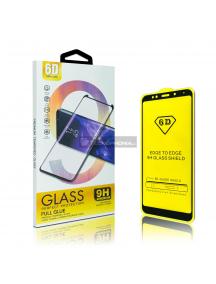 Lámina de cristal templado 6D Motorola Moto One