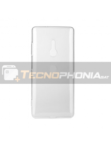 Funda TPU 0.5mm Sony Xperia XZ3 transparente
