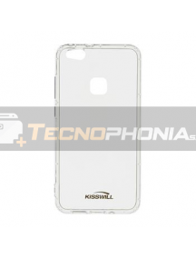 Funda TPU Kisswill Air Samsung J4 Plus J415 transparente