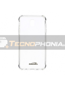 Funda TPU Kisswill Shock Huawei P Smart 2019 - Honor 10 Lite transparente