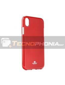 Funda TPU Goospery iPhone XR roja