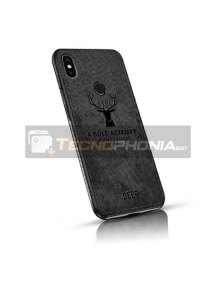 Funda TPU Deeer iPhone X - XS negra