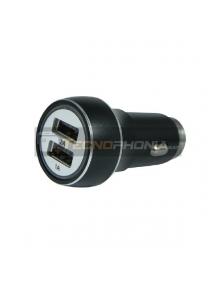 Cargador Acura 2.4A + cable micro USB blanco