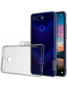 Funda libro Nillkin Nature Huawei Honor View 20 transparente