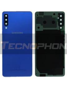 Tapa de batería Samsung Galaxy A7 2018 A750 azul