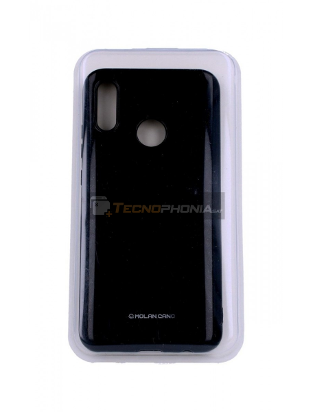 Funda TPU Molan Cano Samsung Galaxy A7 2018 A750 negra