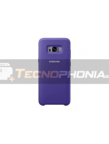 Funda TPU Samsung EF-PG955TVE Galaxy S8 Plus G955 violeta
