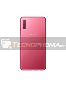 Tapa de batería Samsung Galaxy A7 2018 A750F rosa