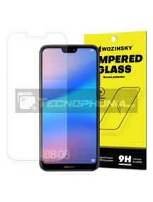 Lámina de cristal templado Wozinsky Huawei P20 Lite