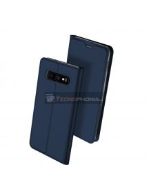 Funda libro Dux Ducis Samsung Galaxy S10E G970 azul