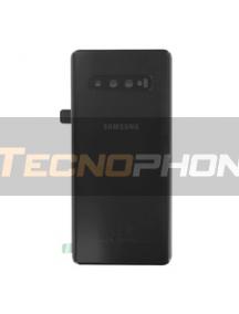 Tapa de batería Samsung Galaxy S10 GPlus 975F negra
