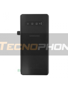 Tapa de batería Samsung Galaxy S10 Plus 975F negra