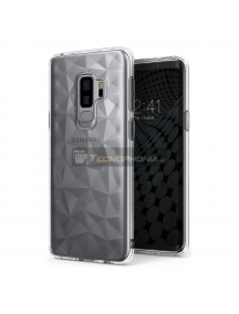 Funda TPU Ringke Air Prism Samsung Galaxy S9 Plus G965 transparente