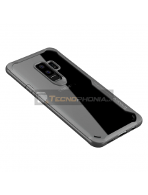 Funda TPU Survival iPaky Samsung Galaxy S9 Plus G965 gris