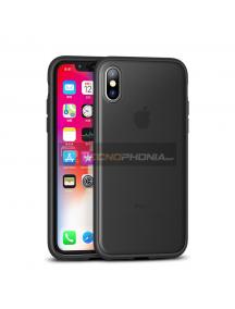 Funda TPU iPaky Cucoloris iPhone XS Max negra