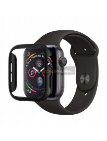 Protector Spigen Thin Fit Apple Watch 4 40mm negro