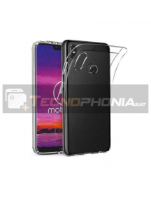 Funda TPU 0.5mm Lenovo Moto G7 Play transparente