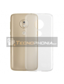 Funda TPU 0.5mm Lenovo Moto G7 Power transparente