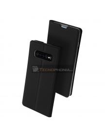 Funda libro Dux Ducis Samsung Galaxy A9 2018 A920 negra