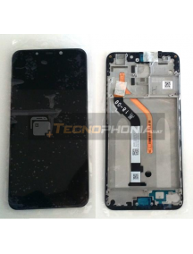 Display Xiaomi Pocophone F1 negro original (Service Pack)