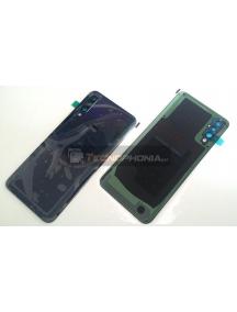 Tapa de batería Samsung Galaxy A50 A505F negra