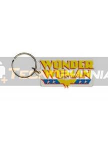 Llavero de goma DC Wonder Woman