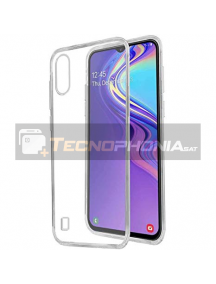 Funda TPU 1mm Samsung Galaxy M10 transparente