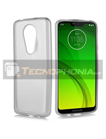 Funda TPU 1mm Lenovo Moto G7 Play transparente