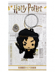 Llavero de goma Harry Potter - Belatrix