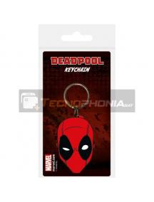 Llavero de goma Marvel Deadpool