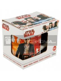 Taza cerámica 200ML Star Wars Episodio VIII 8412497331062