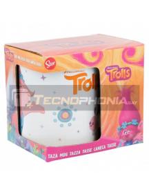 Taza cerámica 325ML Trolls 8412497413157