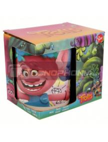 Taza cerámica 325ML Trolls 8412497413355