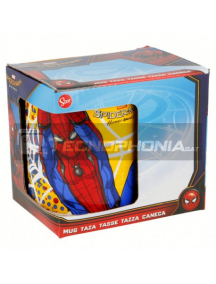 Taza cerámica 325ML Sipiderman Homecoming 8412497417254