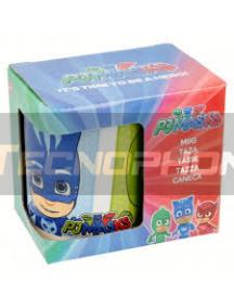 Taza cerámica 325ML Pj Mask 8412497419289