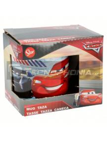 Taza cerámica 200ML Cars Lights 8412497461264