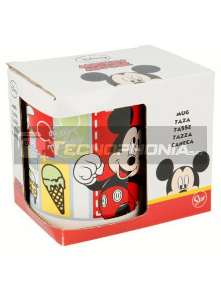 Taza cerámica 325ML Mickey Mouse 8412497781379