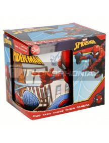 Taza cerámica 325ML Marvel - Spiderman streets 8412497783250