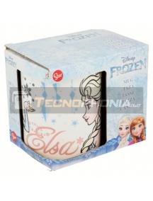 Taza cerámica 325ML Frozen - Let the magic flow 8412497787210